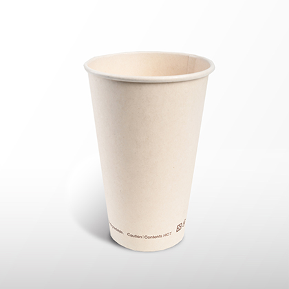 16oz Sugarcane Coffee Cup
